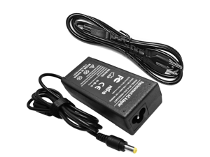 New Laptop AC Adapter Charger Power Supply Cord for Acer S201HL S201HLbd S211HL S220HQL LED LCD Monitor ST-C-070-19000342CT Power Supply Cord PA-1650-69 4630 4730 4810TZ 4820T 5050 Series