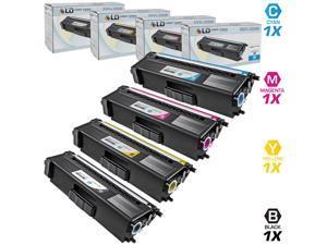 LD TN-315 Toner Cartridge 4 Set for Brother MFC-9460cdn MFC-HL-4570cdwt 9560cdw