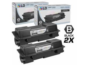 LD Comp Kyocera-Mita TK-1142 2pk Black  FS-1135 FS-1035 M2035dn Printers