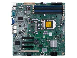 Supermicro X8SIL LGA 1156 DDR3 Micro-ATX Intel server Motherboard x8SIL