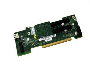Dell PowerEdge R805 Dual Slot 2x PCI Express PCIe Riser Board XW189 NM406