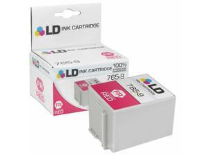 LD Compatible 765-9 Red Ink Cartridge for Pitney Bowes 3C00 DM300C DM450C DM400C