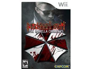 Resident Evil: The Umbrella Chronicles [Nintendo Wii Survival Horror Com]