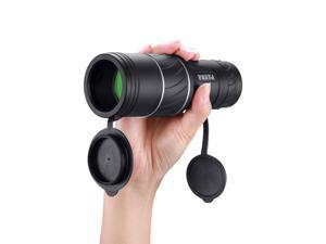 Day Night 60X60 Zoom Binoculars BAK-4 HD Hunting Hiking Camping Telescope  Case