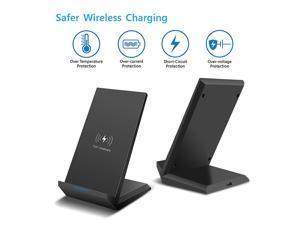 15W Wireless Charging Pad -Black