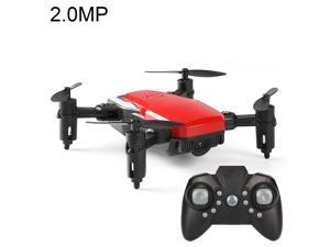LF606 Wifi FPV Mini Quadcopter Foldable RC Drone with 2.0MP Camera & Remote Control, Support One Key Take-off / Landing