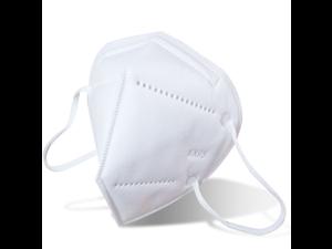 25PCS KN95 JINJIANG N95 mask Anti-Fog FFP2 Dust Mask PM2.5 Face Masks White