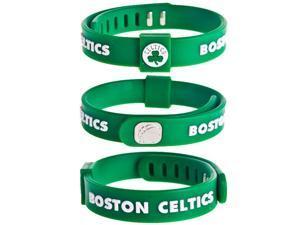 NBA Basketball Sports Bracelet Silicone Wristband Boston Celtics Team Wristbands