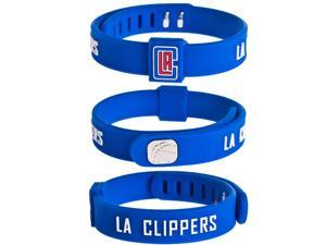 NBA Basketball Sports Bracelet Silicone Wristband Los Angeles Clippers Team Wristbands
