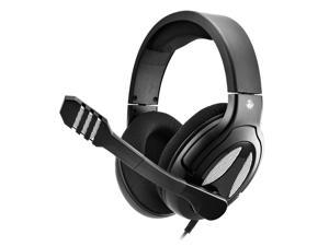 ALTEAM Wired Gaming Headset Over Ear 53mm Driver Pro Game Headphone with Microphone, Surround Bass Stereo Sound, 3.5mm Plug for PC Computer Laptop Xbox One Nintendo Switch Android iOS Mobile Device