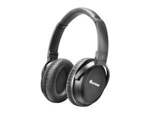 ALTEAM RFB-907 Active Noise Cancelling Headphones Wireless Over Ear Headphone with Built-in Mic for Phone Call, Volume Control, Deep Bass, Lightweight 20H Playtime for Work/Travel/Home-Black