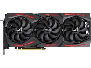 ASUS ROG STRIX GeForce RTX 2080 SUPER Advanced Overclocked 8G GDDR6 HDMI DP 1.4 USB Type-C Gaming Graphics Card (ROG-STRIX-RTX2080S-A8G-GAMING)