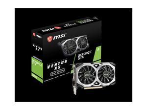 MSI GeForce GTX 1650 DirectX 12 GTX 1650 VENTUS XS 4G OCV1 4GB 128-Bit GDDR5 PCI Express 3.0 x16 HDCP Ready Video Card