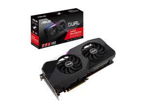 ASUS DUAL Radeon RX 6700 XT Standard Edition 12GB GDDR6 Gaming Graphics Card (AMD RDNA 2, PCIe 4.0, 12GB GDDR6 Memory, HDMI 2.1, DisplayPort 1.4a) - DUAL-RX6700XT-12G