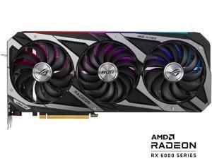 ASUS ROG STRIX Radeon RX 6700 XT OC Edition Gaming Graphics Card (AMD RDNA 2, PCIe 4.0, 12GB GDDR6, HDMI 2.1, DisplayPort 1.4a, Axial-tech Fan Design, 2.9-slot) - ROG-STRIX-RX6700XT-O12G-GAMING