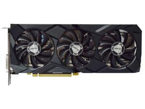 AMD GPU,XFX Radeon RX 590 DirectX 12 RX-590G85AD 8GB 256-Bit GDDR5 PCI Express x16 HDCP Ready CrossFireX Support Video Card