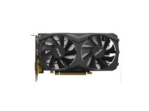 ZOTAC GeForce GTX 1050 Ti DirectX 12 Thunder Edition TSI 4GB 128-Bit GDDR5 PCI Express 3.0 HDCP Ready Video Card