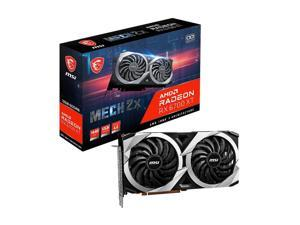 MSI Mech Radeon RX 6700 XT 12GB GDDR6 PCI Express 4.0 x16 Video Card RX 6700 XT MECH 2X 12G OC