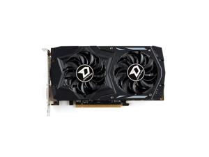 RX550 Cool Energy 4G V3 DDR5 1071/6000MHz DP HDMI DVI PCI-Express 3.0 128-Bit Graphics Card, For Gaming, Office Video Card