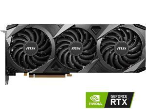 MSI Ventus GeForce RTX 3070 Ti 8GB PCI Express 4.0 x16 Video Card RTX 3070 Ti VENTUS 3X 8G