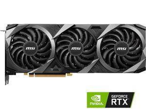 MSI Ventus GeForce RTX 3080 Ti 12GB GDDR6X PCI Express 4.0 x16 ATX Video Card RTX 3080 Ti VENTUS 3X 12G