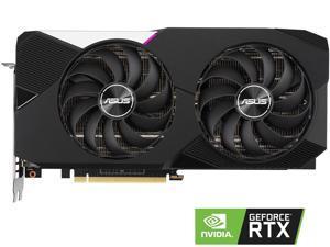 ASUS Dual GeForce RTX 3070 8GB GDDR6 PCI Express 4.0 Video Card DUAL-RTX3070-O8G
