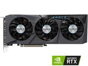GIGABYTE GeForce RTX 3070 EAGLE 8GB Video Card, GV-N3070EAGLE-8GD (rev. 2.0)
