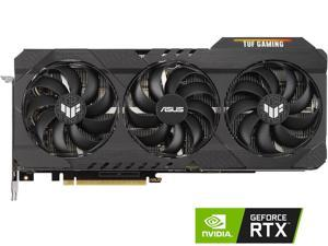 ASUS TUF Gaming NVIDIA GeForce RTX 3080 Ti Graphics Card (PCIe 4.0, 12GB GDDR6X, HDMI 2.1, DisplayPort 1.4a, Dual Ball Fan Bearings, Military-grade Certification), TUF-RTX3080TI-12G-GAMING