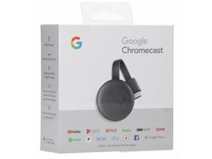 Google Chromecast 3rd Gen Digital HDMI Media Streaming (Newest Version)