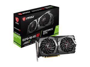 MSI GeForce GTX 1650 DirectX 12 GTX 1650 GAMING X 4G 4GB 128-Bit GDDR5 PCI Express 3.0 x16 HDCP Ready Video Card