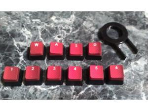 Corsair FPS Backlit Key Caps for Gaming Keyboards cherry MX Key switch Original!