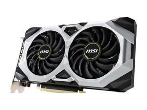 MSI GeForce RTX 2060 DirectX 12 RTX 2060 VENTUS XS C 6G OCV1 192-Bit GDDR6 PCI Express 3.0 x16  Video Card