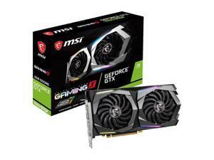 [Brand-New]MSI GeForce GTX 1660 SUPER DirectX 12 GTX 1660 SUPER GAMING X 6GB 192-Bit GDDR6 PCI Express 3.0 x16 HDCP Ready Video Card