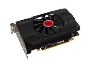 XFX Radeon RX 550 DirectX 12 RX-550P454G 4GB 128-Bit DDR5 PCI Express 3.0 Video Card Four-screen