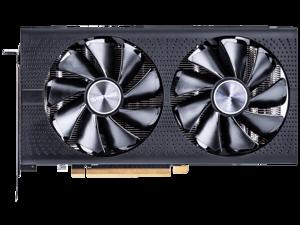 SAPPHIRE Radeon RX 590 GME 8G Platinum Edition DirectX 12 8GB 256-Bit GDDR5 PCI Express 3.0 CrossFireX Support ATX VR Ready Video Card[OPENBOX]
