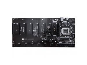 Biostar TB360-BTC D+ LGA1151 SODIMM DDR4 8 GPU Support 8 GPU Mining Motherboard
