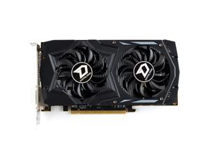 Dataland RX550 Cool Energy 4G V3 DDR5 1071/6000MHz DP HDMI DVI PCI-Express 3.0 128-Bit Graphics Card, For Gaming, Office Video Card