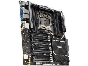 ASUS PRO WS X299 SAGE II LGA 2066 Intel X299 SATA 6Gb/s CEB Intel Motherboard,7 x PCIe Mining Motherboard