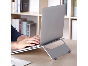 Unique Portable Lightweight Adjustable Laptop Desk Stand Folding Compact Holder