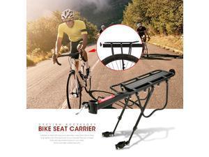 Mountain Bike Rear Seat Luggage Shelf Rack Carrier Cycling Tool Set US Stock