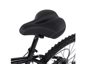 Saddle Bicycle Seat Super Soft Padded Mountain Bike Seat With Tail Light
