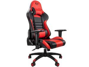 Gaming Chair Office Chair Professional Gaming Chair Computer Chair High Back Leather Seat for LOL Game Chairs Black&Red