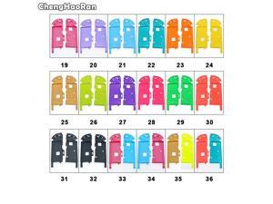 ChengHaoRan Battery Holder Bracket Shell Cover for Nintendo Switch Joycon Controller Middle Frame Case For Switch NS NX Joy-Con