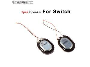 ChengHaoRan 2pcs  Built-in Speaker For Nintend Switch NS Joy-Con Console Speaker Audio Volume Button Replacement Parts