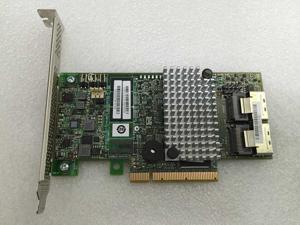 LSI MegaRAID 9272-8i 512MB PCI-E 3.0 8-Port 6Gbps SATA/SAS Raid Controller Card