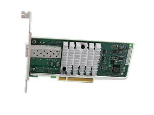 Intel X520-DA1 E10G41BTDA 10GbE Ethernet Converged Network Adapter