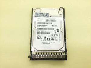 HP 652589-B21 900GB 10K 6G SFF SAS SC HDD HARD DRIVE 653971-001 W/ tray