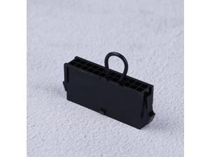 Plastic Xspc Atx Power Supplypsu Jumper Bridge Tool 24 Pin Black Psubridge24P