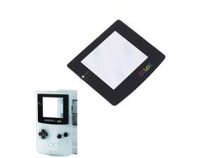 Glass screen lens protector panel replacement for game boy color gbc