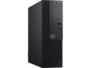 Dell OptiPlex 3060 SFF Desktop - Intel Core i5 8th Gen - i5-8500 - Six Core 4.1Ghz - 1TB - 8GB RAM - Windows 10 Pro